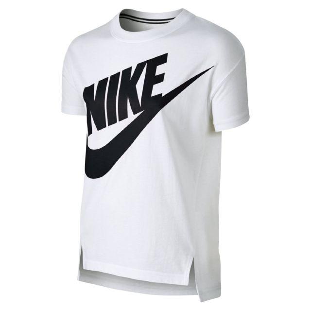 1a9cc4235fc20 Nike - Tee Shirt Signal Graphic - pas cher Achat   Vente Tee shirt ...