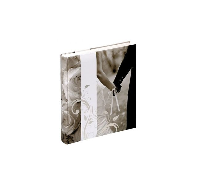 Carpentras - Album photo mariage 60 pages, 30,5x28 cm, à coller Promessa Blanc 0cm x 0cm
