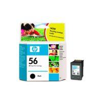 HP - Cartouche d'encre Noire n° 56XL - C6656AE - 19 ml