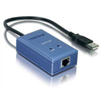 Trendnet - Tu2-ET100 - Adaptateur Usb 2.0 > Ethernet 10/100