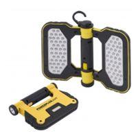 Outifrance Valex - Torche / Projecteur A Led Pliable Et Rechargeable