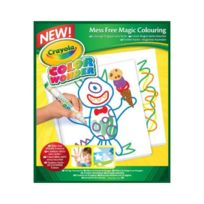 Crayola - Album de dessins Color Wonder : Pages blanches