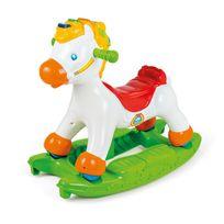 Clementoni - Cheval à bascule - Mistral le cheval - 52001.5