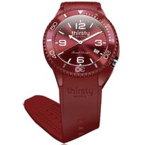 Thirsty Watch - Montre homme o? femme Thirsty Rooibos Tea unisex Bo-rooibos Tea