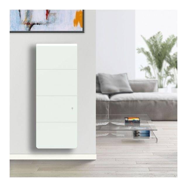 applimo radiateur fonte lena smart ecocontrol vertical 1500w 1 500 w pas cher achat vente. Black Bedroom Furniture Sets. Home Design Ideas