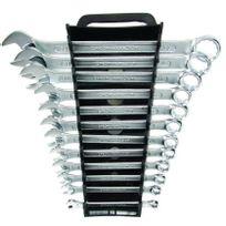 Bgs - Cles Mixtes De 6 à 22 mm - Stand De 12 Cles