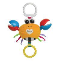 Tomy - Peluche d'activités : Claude le crabe