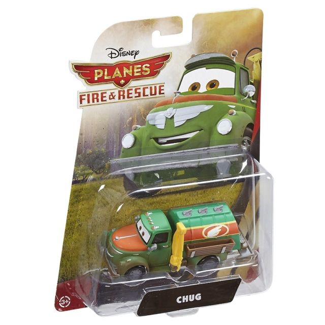 Planes Disney : Camion Vert Chug N°BN13 - Véhicules Cars - Voiture