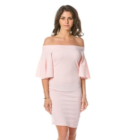 eff6ab3acd0 Princesse Boutique - Robe bustier Rose à volant - pas cher Achat ...