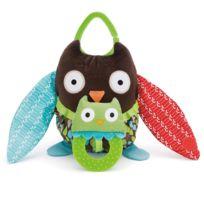Skip*Hop - Double jouet de poussette Hibou Treetop
