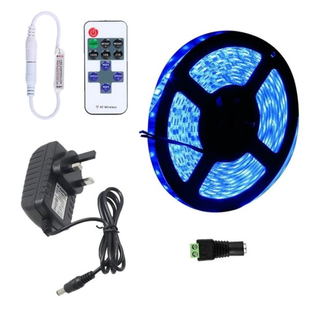 WEWOO Ruban LED Waterproof Epoxyde Kit de barrette d