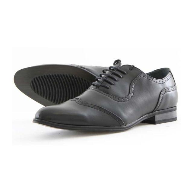 19eabb318b2f Dazawa - Chaussure 11S112 Noir 41 - pas cher Achat / Vente Chaussures de ville  homme - RueDuCommerce