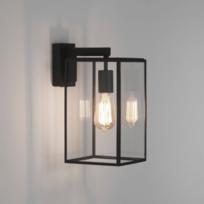 Astro Applique extérieure carrée transparente Box Lantern