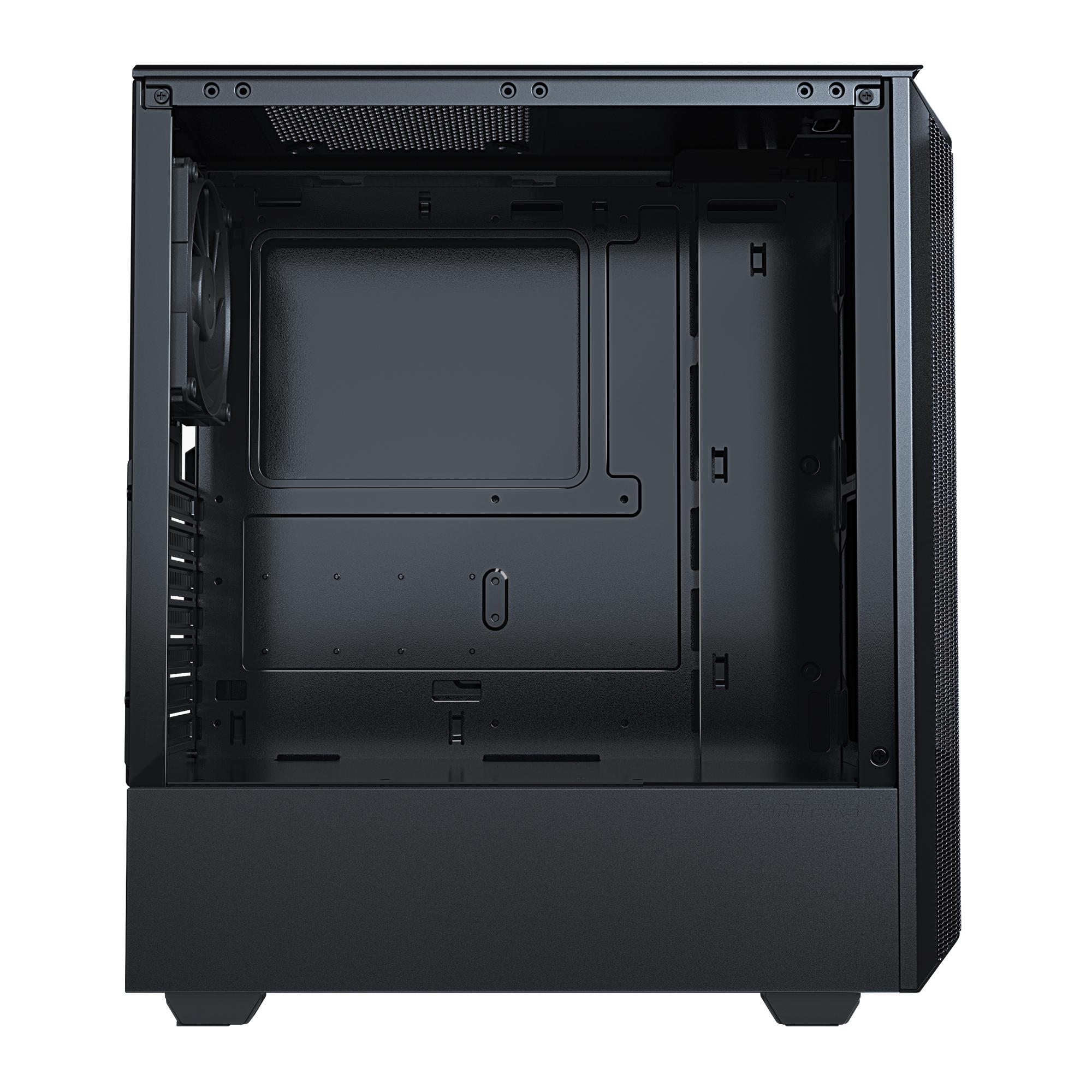 Eclipse P300 Mesh Edition - E-ATX - RGB - Noir - Avec fenêtre