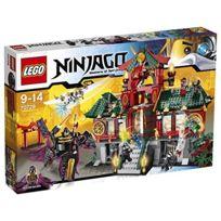 Lego - Ninjago 70728 Le Temple de Ninjago City