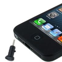 Wewoo - Bouchon anti poussière noir pour iPhone 6S / 6S Plus, 6/6 Plus, 5 / 5S / 5C / Se, iPad Air / Air 2, mini 4 100 Pcs Écouteur Slot Anti-poussière Stopper