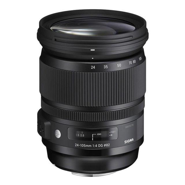 Sigma Objectif 24-105 mm f/4 Dg Os Hsm Art monture Sony