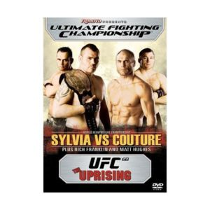 Fight Dvd - Ultimate Fighting Championship - 68: the Uprising Import anglais