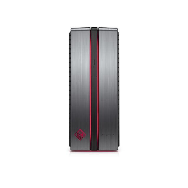 achat hp omen 870 201nf gris ordinateur de bureau intel core i5. Black Bedroom Furniture Sets. Home Design Ideas
