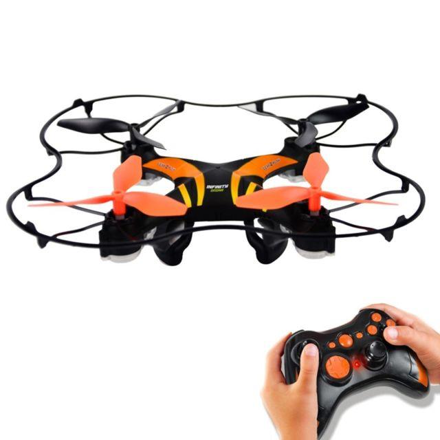 No Name Hélicoptères télécommandés Splendide Gear2Play Drone Infinity Tr80072
