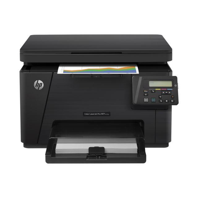HP LaserJet Pro M176n Imprimante Multifonction Laser Couleur