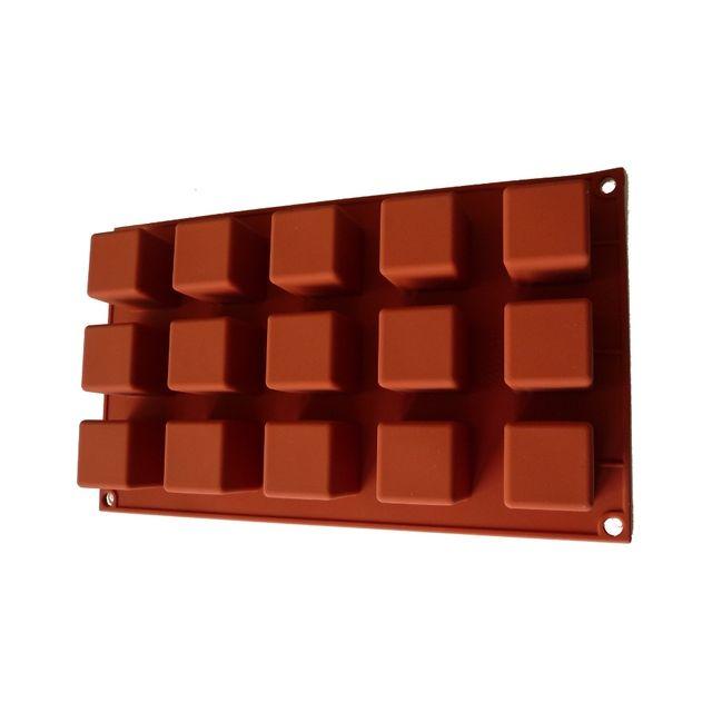 Guery Moule Cubes 15 empreintes