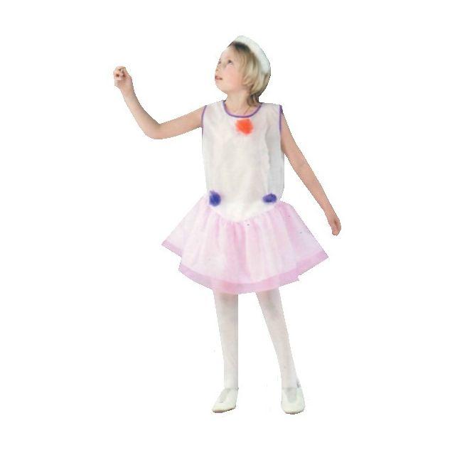 Funny Fashion - Deguisement Fée Rose 4 6 ans - Costume - Fille Comprend  Uniquement 8e34b37469a
