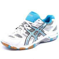 Asics - Chaussures Gel Tactic Volley-Ball Blanc Femme