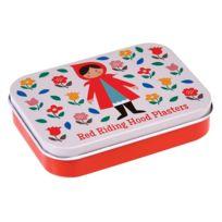 Dotcomgiftshop - Boîte à Pansements Petit Chaperon Rouge