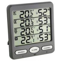 Tfa-dostmann - Tfa 30.3054.10 Klima Monitor wireless thermo-hygrometer
