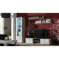 Ensemble meuble tv design achat ensemble meuble tv for Meuble tv rue du commerce