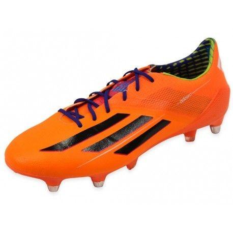 pick up casual shoes 100% genuine Adidas originals - F50 Adizero Xtrx Sg Ora - Chaussures Football ...