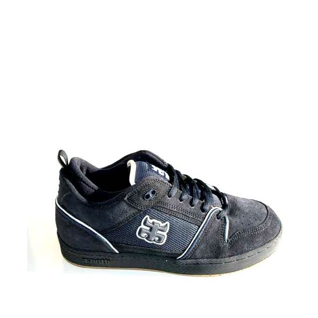 Ipath Baskets Homme Shiva Suede Navy
