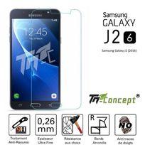 Autre - Samsung Galaxy J2 2016 Vitre de Protection Crystal - Tm Concept