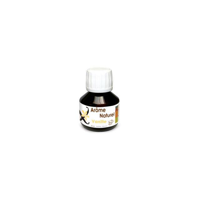 Scrapcooking Arôme Naturel Liquide 50 Ml - Vanille