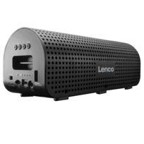 LENCO - GRID-7 - Enceinte Nomade - Bluetooth - NFC - 11W - Micro USB - Noir