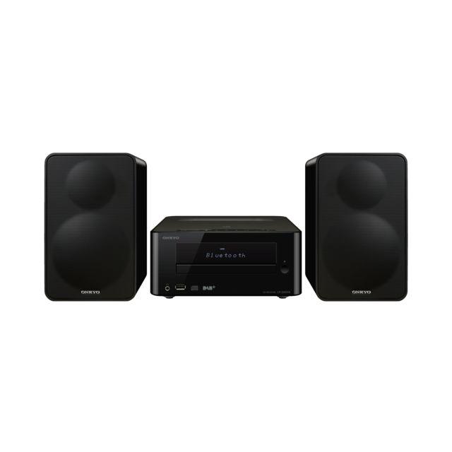 ONKYO Micro chaine CD Hifi CS-265 DAB noir