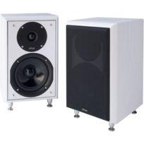 Eltax - Enceintes compactes Monitor III - Blanc