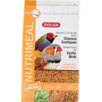 Zolux - Aliment oiseaux exotiques Nutriméal Standard 2.5kg