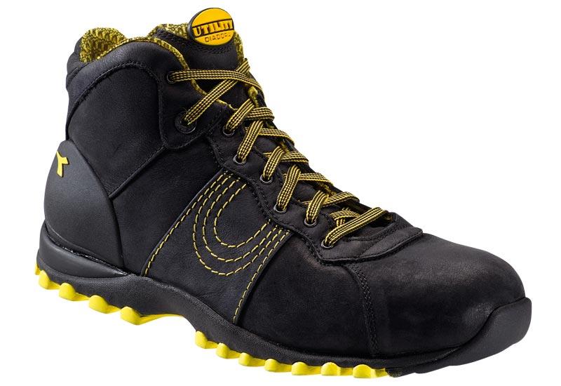 Chaussure Haute Hi Beat S3 Noir -152720
