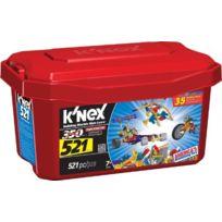 K'NEX - Knex - 33121 - Jeu De Construction - Baril Rouge - 521 PiÈCES