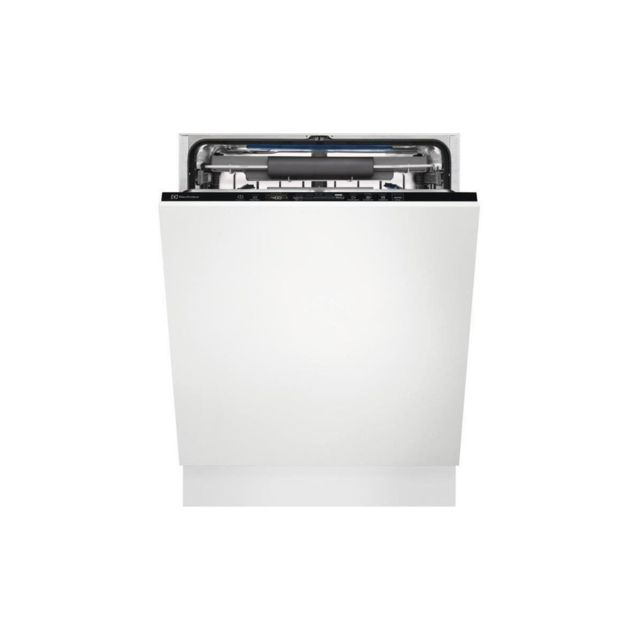 Electrolux Ees69300l - Lave Vaisselle Encastrable Quickselect - 15 Couverts - 46db - A+++ - Larg 60cm - Moteur Induction