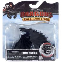 Dragons - Spin Master - Toothless - Dragon Noir - Race To The Edge - Legends Collection