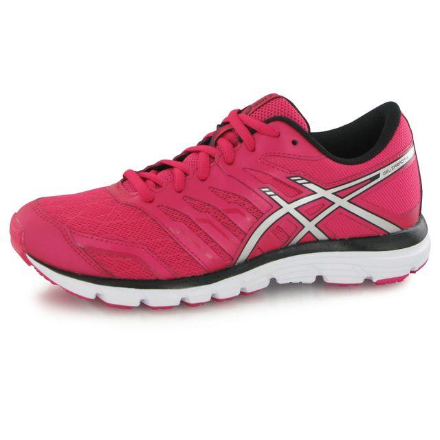 Pas Cher Femme Gel 4 L Zaraca Asics De Chaussures Rouge Running v8w8zq1