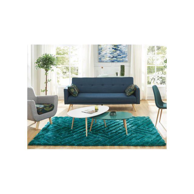 marque generique tapis shaggy effet 3d maze polyester. Black Bedroom Furniture Sets. Home Design Ideas