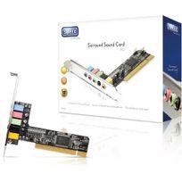 SWEEX - Carte son PCI Low-Profile 5.1