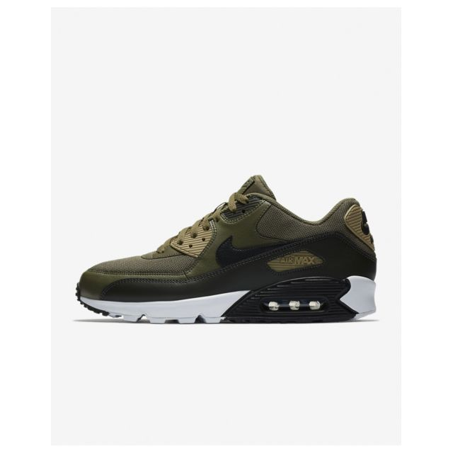 Nike Air Max 90 Essential Age Adulte, Couleur Vert