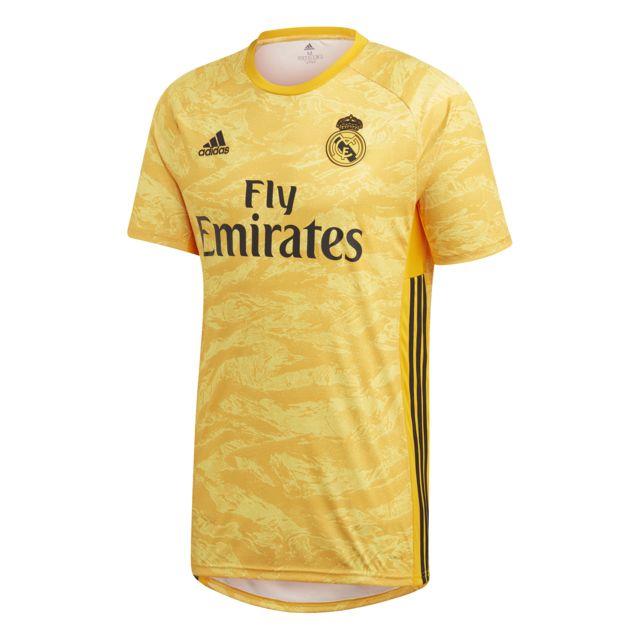 Adidas Maillot domicile Real Madrid Goalkeeper 201920