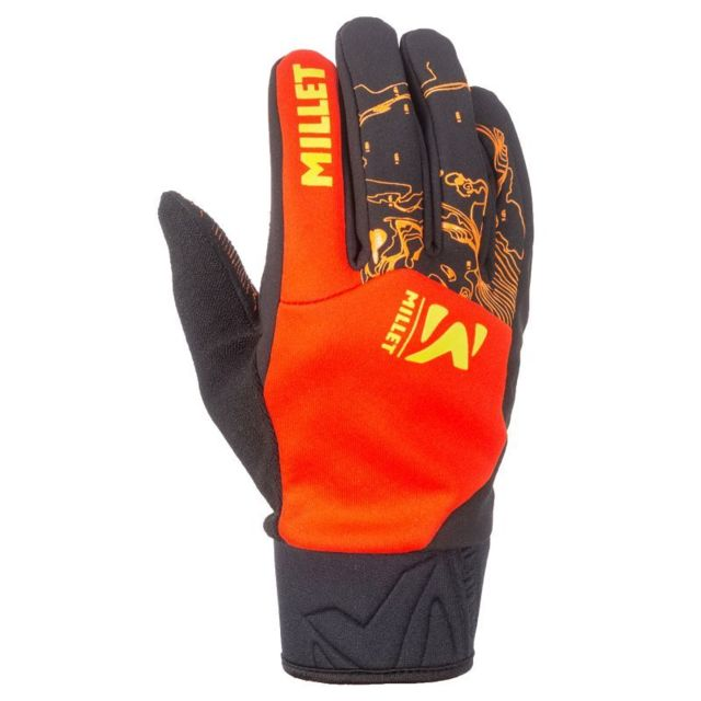 discount sale low price sale outlet for sale Millet - Pierra Ment' Glove - Gants ski homme Orange - pas ...