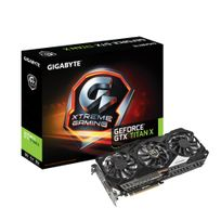 GIGABYTE - GeForce TITAN X XTREME GAMING